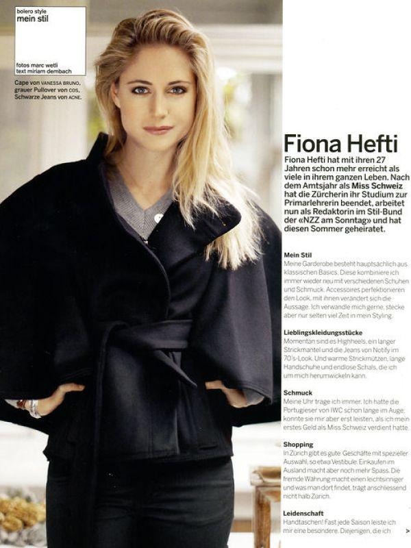 fiona hefti visage international model agency zurich